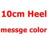 10cm Ferse Tell Farbe