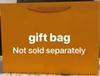 Geschenktaschen sind nicht einzeln erhältlich