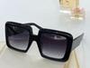 Black frame gradient gray lenses