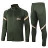A407# 2021 Long zipper Army Green Kit