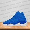 500 Boot Blue