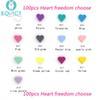 100pcs Heart Choose