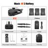 Black 4k 3Battery.