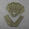 Армейские зеленые костюмы