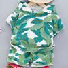 Baby Clothes Green
