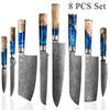 8 PCS-Set.