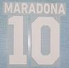81 Boca Junior Maradona font