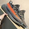B31 Grey Orange Stripe 36-48