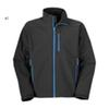 # 7 Zipper blu nero