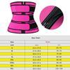 Pink 3 Belt Zip
