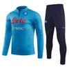 Napoli-Trainingsanzüge blau