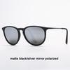 622 / 6g Matte Preto / Prata Espelho Polariz