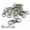 Rodio-14 x 32 mm 10pcs