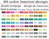 80 Diseño de Interiores