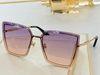 Gradient purple lens