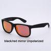 6Q-3N schwarz / rotspiegel unpolarisiert