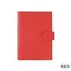 الأحمر مع إدراج