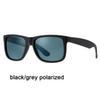 2V schwarz / grau polarisiert