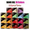 Bang xxl 12pcs / boîte - Mélange Flav