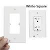 Quadrado branco