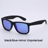 55-3n Schwarz / Blauer Spiegel unpolarisiert