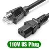 110 США Plug
