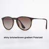 710 / T5 Tartaruga Brilhante / Brown Gradient Pol