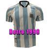 1998 Argentina Home.