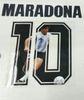 20/21 Argentina Maradona black font