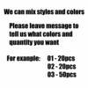 Mixtes 8 Styles