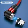 Rotes C-Kabel