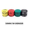 50 mm I # 039; M GRINDER