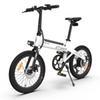 C20 White bike