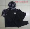 Jaqueta de hoodie preto dt