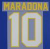 97 98 Boca Junior Maradona font