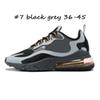 # 7 أسود رمادي 36-45