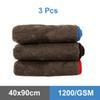 40x90cmx3pcs-Coral Fleece