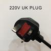 220V İngiltere fişi