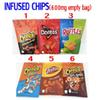 Chips infundidos