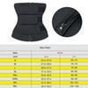 Black 3 Belt Zip