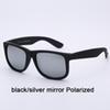 6g-3P Schwarz / Silberspiegel Polarisiert