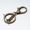 cadena bronce antiguo