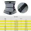 Gray 2 Belt Zip