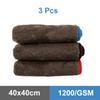 40x40cmx3pcs-Coral Fleece