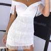 흰색 (라이닝 슬링 드레스 포함)
