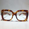 amber clear lens