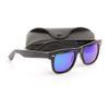 Siyah Çerçeve Mavi Renkli Film Lens 50mm