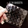 20 Sheets D