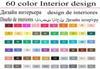 60 Diseño de Interiores