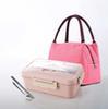 Розовый и сумка